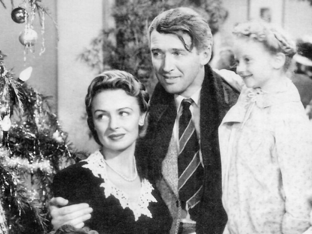 It S A Wonderful Life Christmas Movies Wallpaper 2394010 Fanpop