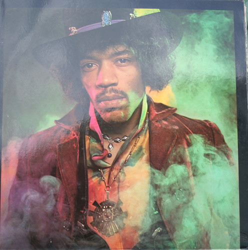 Jimi Hendrix Album Covers