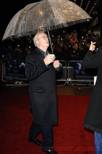 Michael Caine at UK Sleuth Premiere