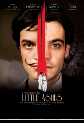 Robert Pattinson in Little Ashes HQ
