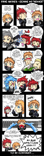 Roxas insults Demyx... big time.