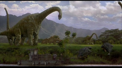 Scenes from Jurassic Park III [Part 7]