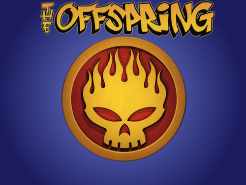 The Offspring kertas dinding