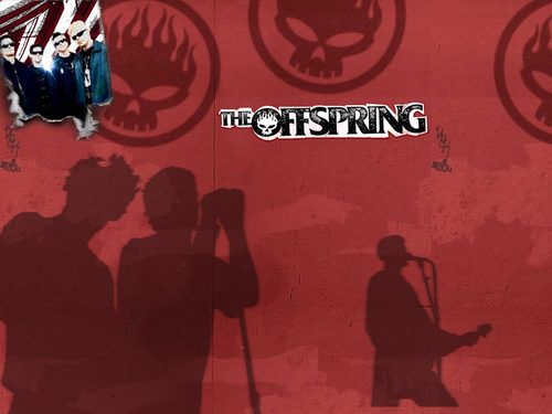 The Offspring wallpaper
