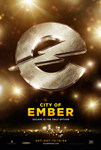 City Of Ember Theatrical Teaser Poster