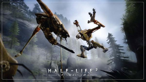Half-Life 2: Episode 2 - D0G vs. the Strider