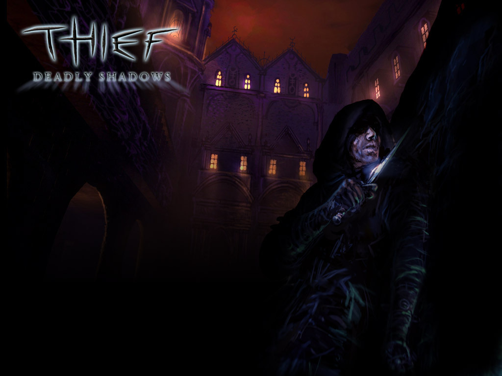 Thief Deadly Shadows Thief Wallpaper 2496133 Fanpop