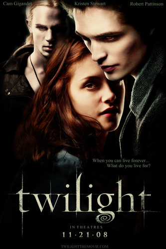 Twilight fanmade posters
