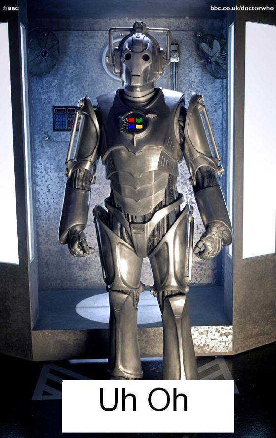 Windows Cyberman