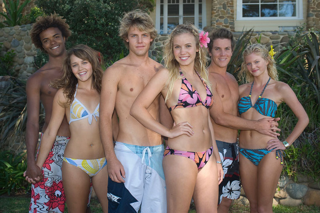 Blue Water High Bikini