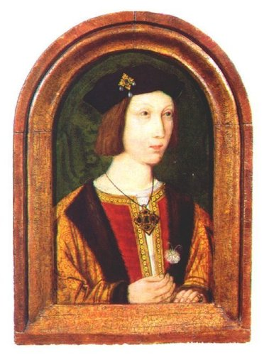 Arthur, Henry VIII's Older Brother
