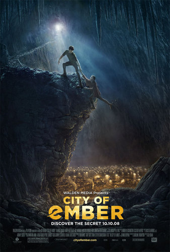 City of Ember Theatrical Poster