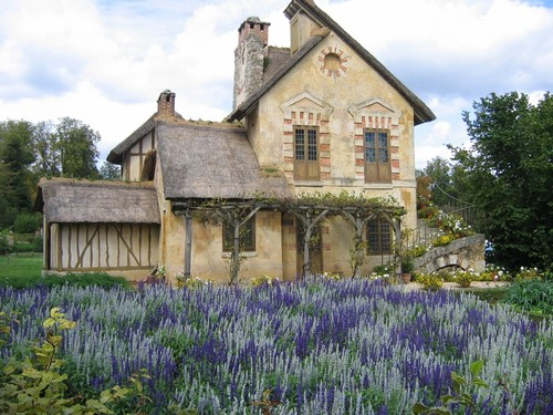Cottage Built for Marie Antoinette