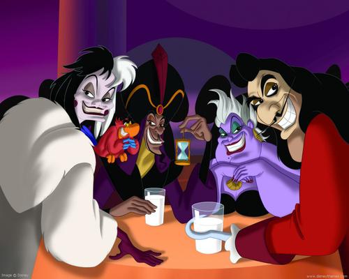 Disney Villains Ursula Wallpaper 2508509 Fanpop