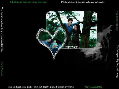 Edward&Bella Wallpaper