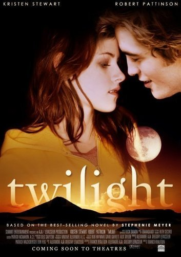 Edward Cullen and Bella Swan