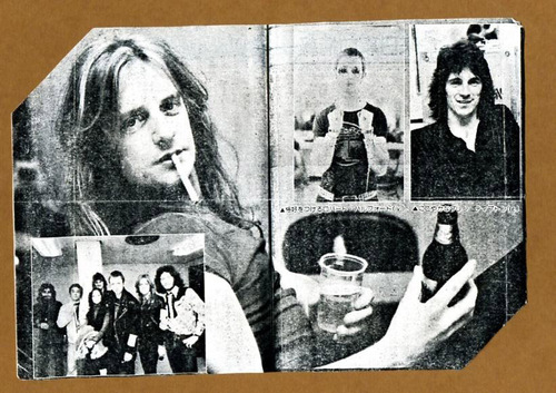 Judas Priest Clippings
