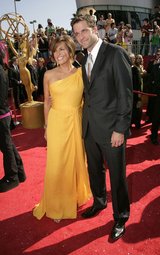 Mariska & Peter Hermann : 60th Annual Emmy Awards