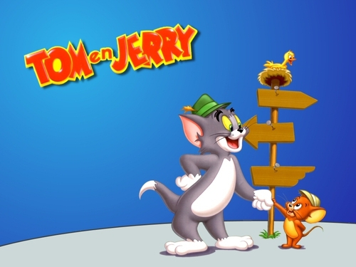 Tom and Jerry 壁紙