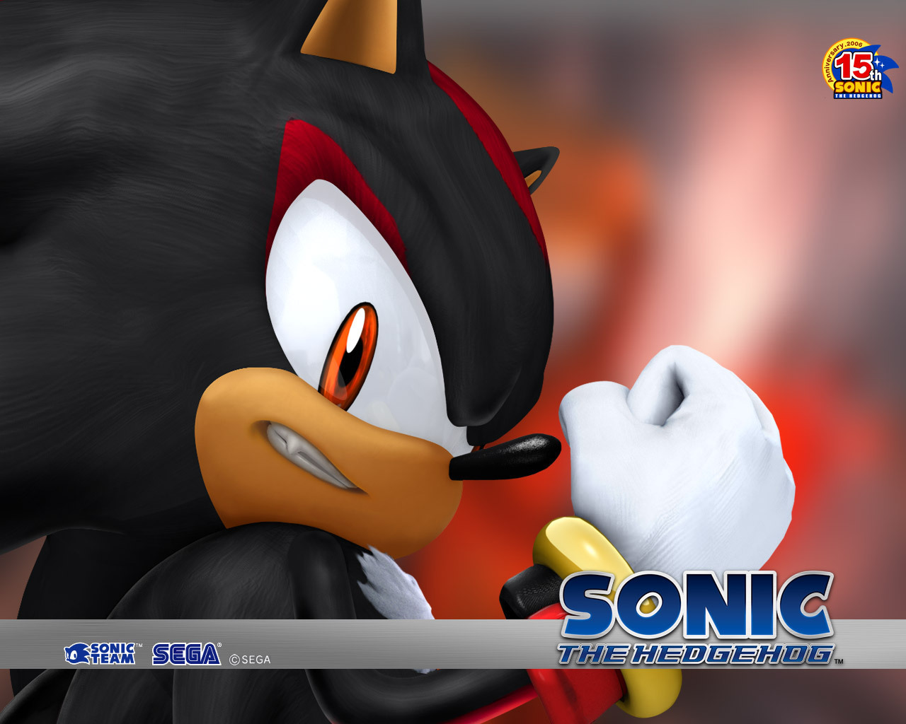 Shadow The Hedgehog Sonic Channel Shadow And Rouge Wallpaper
