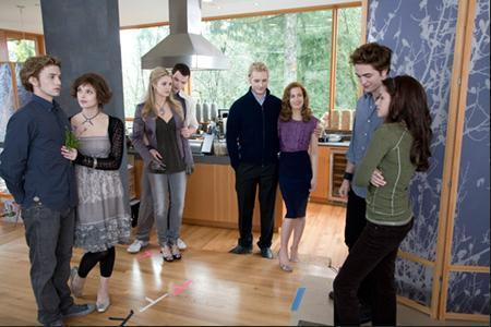 Bella and the Cullens